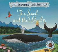 Julia Donaldson - The Snail and the Whale - 9781509812523 - 9781509812523