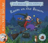 Donaldson, Julia - Room on the Broom - 9781509815197 - V9781509815197