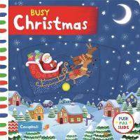Rozelaar, Angie - Busy Christmas (Busy Books) - 9781509815463 - V9781509815463