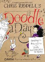 Riddell, Chris - Chris Riddell's Doodle-A-Day - 9781509816439 - V9781509816439