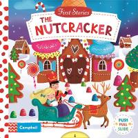Taylor, Dan - The Nutcracker (First Stories) - 9781509818372 - V9781509818372