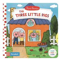 - The Three Little Pigs (First Stories) - 9781509821037 - V9781509821037