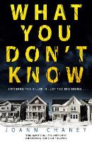 Chaney, JoAnn - What You Don't Know - 9781509824311 - V9781509824311