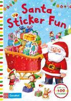 Jatkowska, Ag - Santa Sticker Fun - 9781509827862 - V9781509827862