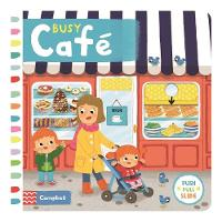 Forshaw, Louise - Busy Café (Busy Books) - 9781509828739 - V9781509828739