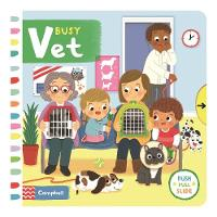 Forshaw, Louise - Busy Vet (Busy Books) - 9781509828746 - V9781509828746
