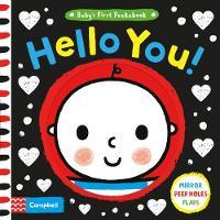 - Hello You! (Baby's First Peekabook) - 9781509828913 - V9781509828913