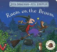 Donaldson, Julia - Room on the Broom - 9781509830435 - V9781509830435