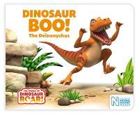 Willis, Jeanne - Dinosaur Boo! The Deinonychus (The World of Dinosaur Roar!) - 9781509834952 - V9781509834952