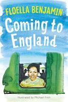 Benjamin, Baroness Floella - Coming to England - 9781509835485 - V9781509835485