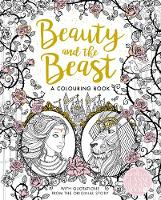 Barbot de Villeneuve, Gabrielle-Suzanne - The Beauty and the Beast Colouring Book - 9781509839360 - 9781509839360