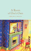 Woolf, Virginia - A Room of One's Own - 9781509843183 - V9781509843183