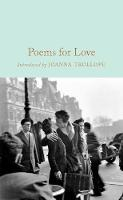 Morgan, Gaby - Poems for Love: A New Anthology (Macmillan Collector's Library) - 9781509850938 - V9781509850938