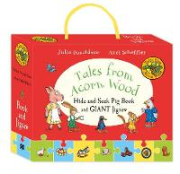 Donaldson, Julia, Scheffler, Axel (Ill - Tales from Acorn Wood: Hide-and-Seek Pig Book and Jigsaw Set - 9781509857401 - V9781509857401