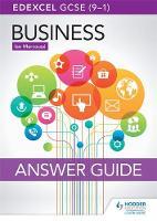 Marcouse, Ian - Edexcel GCSE (9-1) Business Answer Guide - 9781510405288 - V9781510405288