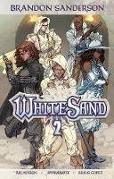 Sanderson, Brandon, Hoskin, Rik - Brandon Sanderson's White Sand Volume 2 - 9781524103422 - V9781524103422