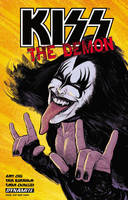 Chu, Amy, Burnham, Erik - Kiss: The Demon - 9781524103682 - V9781524103682