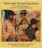 Eoin and Niamh Ó Dochartaigh (Eds.) - Voices From The Irish Free State: Selected Essays from W.G. Fitz-Gerald's 'The Voice Of Ireland' 1924 - 9781526208620 - 9781526208620