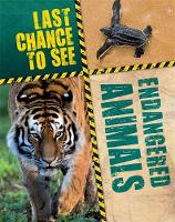 Anita Ganeri - Endangered Animals - 9781526301895 - V9781526301895