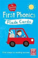 Pat-a-Cake - First Phonics Flash Cards: Essential flash cards for all English phonics sounds (I'm Starting School) - 9781526380128 - V9781526380128