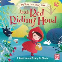 Pat-a-Cake, Elliot, Rachel - Little Red Riding Hood: Fairy Tale with picture glossary and an activity (My Very First Story Time) - 9781526380258 - V9781526380258