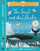 Donaldson, Julia - The Snail and the Whale Sticker Book - 9781529023800 - V9781529023800