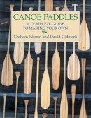 Warren, Graham; Gidmark, David - Canoe Paddles - 9781552095256 - V9781552095256