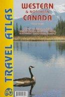 International Travel Map - Canada Western and Northern Atlas - 9781553410898 - V9781553410898