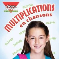 Marcie, Marie-France - Multiplications En Chansons (French Edition) - 9781553862284 - V9781553862284