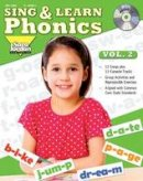 Jack Brudzynski, Ed P. Butts - Sing and Learn Phonics, vol. 2 (Book with Audio CD) (Sing & Learn Phonics) - 9781553862444 - V9781553862444