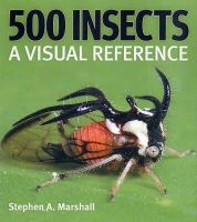 Marshall, Stephen A. - 500 Insects - 9781554073450 - V9781554073450
