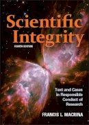 Macrina, Francis L. - Scientific Integrity - 9781555816612 - V9781555816612