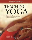 Stephens, Mark - Teaching Yoga - 9781556438851 - V9781556438851