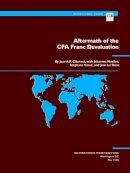 International Monetary Fund - Aftermath of the CFA Franc Devaluation - 9781557755612 - V9781557755612