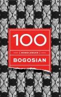 Bogosian, Eric - 100 (monologues) - 9781559364645 - V9781559364645