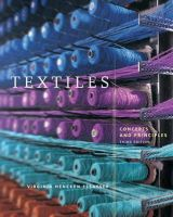 Virginia Hencken Elsasser - Textiles: Concepts and Principles (3rd Edition) - 9781563678448 - V9781563678448