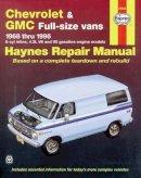 Pfeil, Don; Haynes, J. H. - Chevrolet and GMC Full-size Vans (1968-1996) Automotive Repair Manual - 9781563921971 - V9781563921971