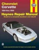 Stubblefield, Mike; Haynes, J. H. - Chevrolet Corvette (1984-1996) Automotive Repair Manual - 9781563922268 - V9781563922268