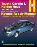 Killingsworth, Jeff; Haynes, J. H. - Toyota Corolla and Holden Nova Australian Automotive Repair Manual - 9781563922541 - V9781563922541
