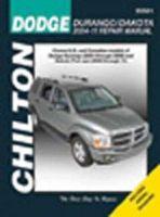 Anon - Dodge Durango & Dakota Automotive Repair Manual - 9781563929885 - V9781563929885