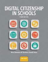 Mike Ribble - Digital Citizenship in Schools, Third Edition - 9781564843647 - V9781564843647