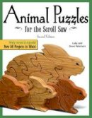 Peterson, Judy; Peterson, Dave - Animal Puzzles for the Scroll Saw - 9781565233911 - V9781565233911
