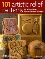 Irish, Lora S. - 101 Artistic Relief Patterns for Woodcarvers, Woodburners and Crafters - 9781565233997 - V9781565233997