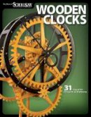 Editors of Scroll Saw Woodworking & Crafts Magazine - Wooden Clocks - 9781565234277 - V9781565234277