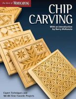 Editors of Woodcarving Illustrated - Chip Carving - 9781565234499 - V9781565234499