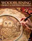 Pompano, Deborah - Woodburning Project & Pattern Treasury - 9781565234826 - V9781565234826