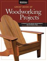 Johnson, Randy - Great Book of Woodworking Projects - 9781565235045 - V9781565235045