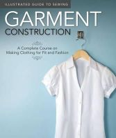 Fox Chapel Publishing, Couch, Peg - Garment Construction - 9781565235090 - V9781565235090