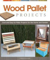 Gleason, Chris - Wood Pallet Projects - 9781565235441 - V9781565235441