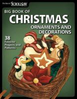 Editors of Scroll Saw Woodworking & Crafts - Big Book of Christmas Ornaments and Decorations - 9781565236066 - V9781565236066